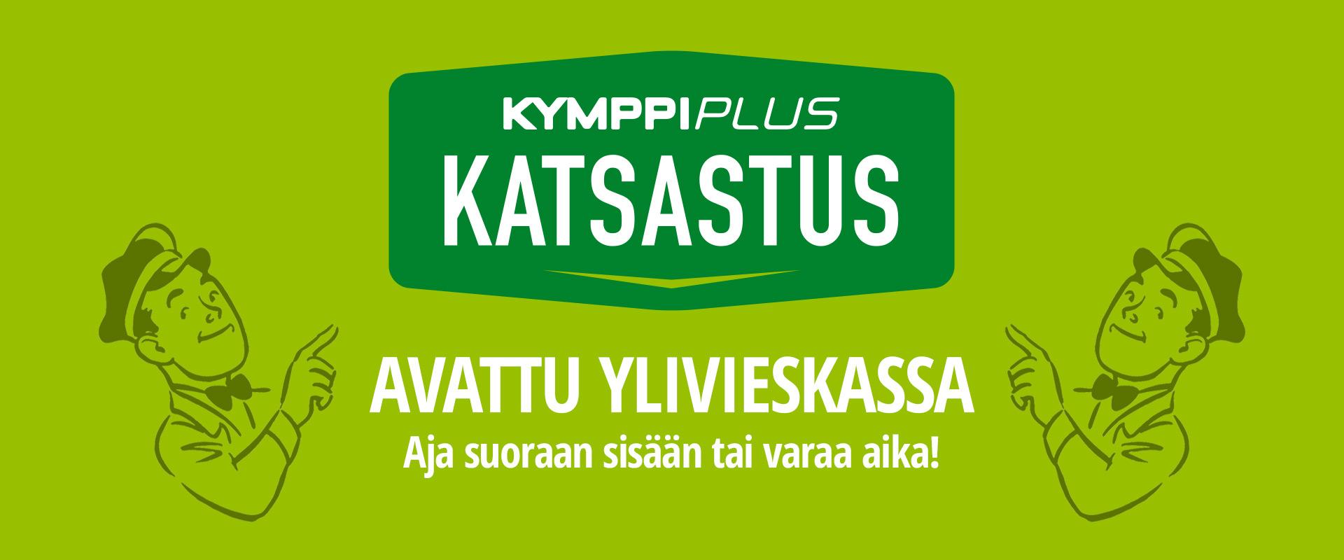 Plus Katsastus Vantaa